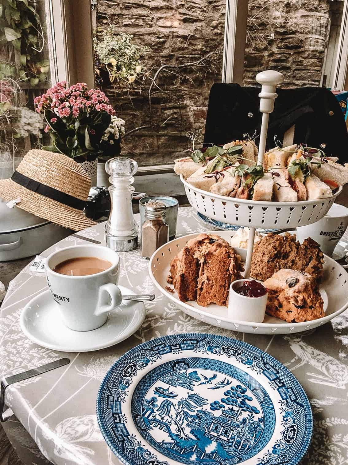afternoon tea tollgate review
