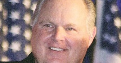 Rush Limbaugh Too Scared To Reveal Crush On Hillary Clinton