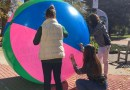 College Libertarians Hurt by Remarks on Free Speech Beach Ball