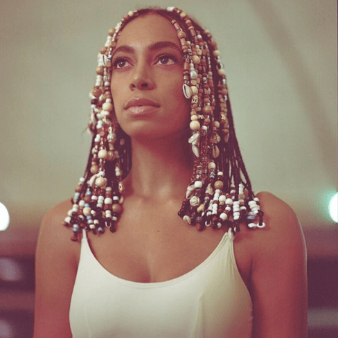 Braids with beads, cowry shells, and more of 1 by Matthew