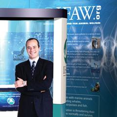 IFAW Exhibition