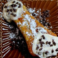 Homemade Cannoli Recipe