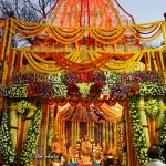 Ram Navami  Celebrated in Hill Temple