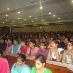 "A UNIQUE ""ALL WOMEN"" SEMINAR BY TTD WOMEN's COLLEGE"