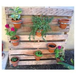 Small Crop Of Diy Pallet Herb Garden