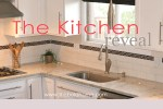 The kitchen reveal
