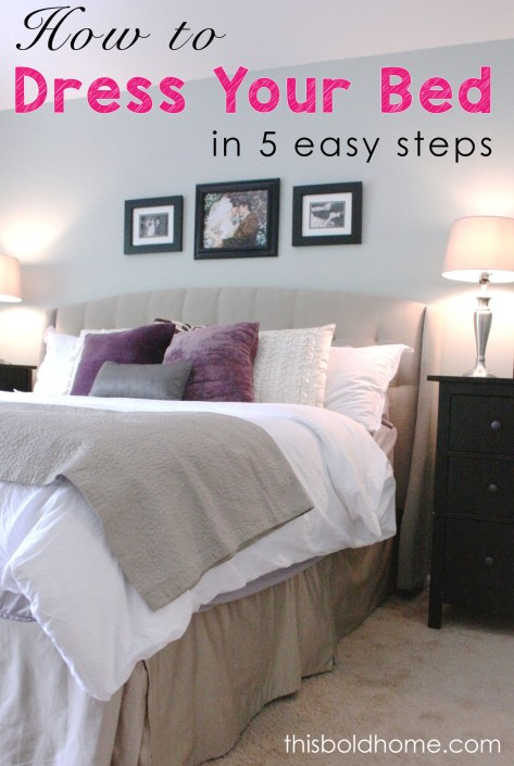 howtodressyourbed