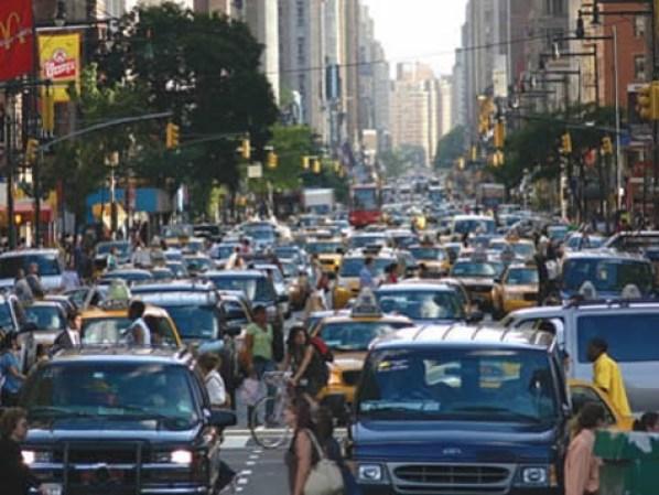 seattle traffic from earthisland.org