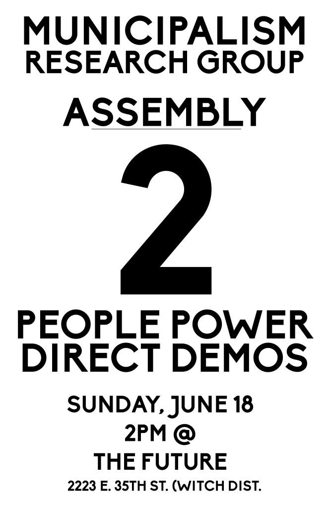 2nd Assembly