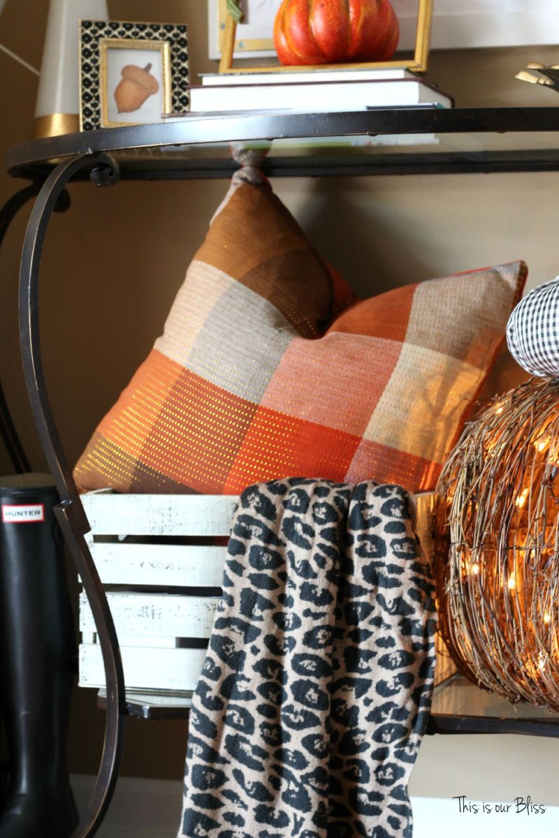 DIY Fall Pillows [for under $5]