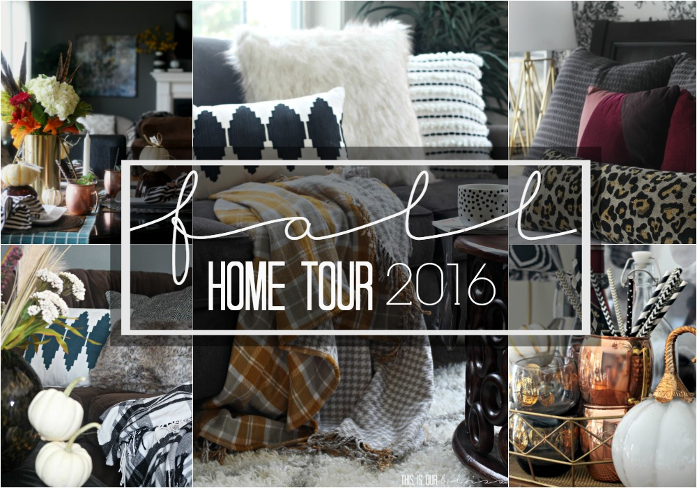 Fall Home Tour 2016