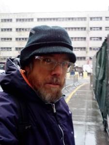 Juan on street