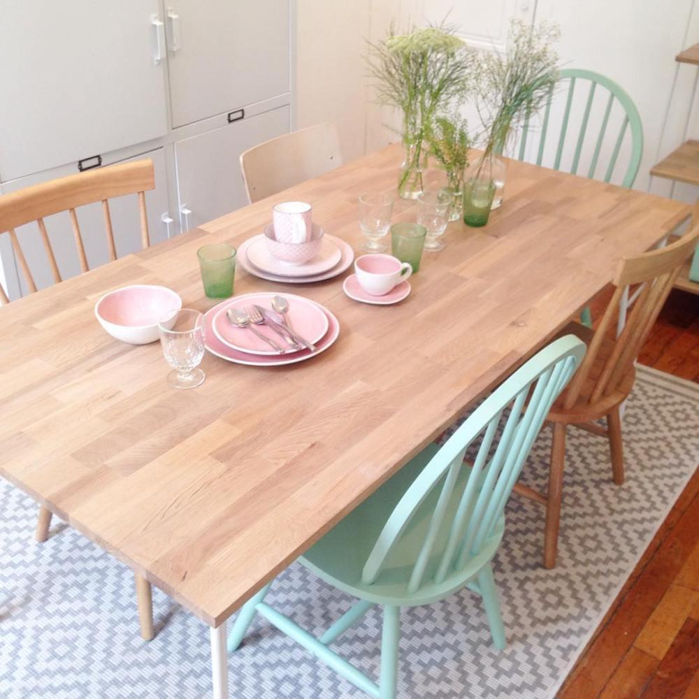 Bonjour je voudrais la mme table et les mmes chaiseshellip