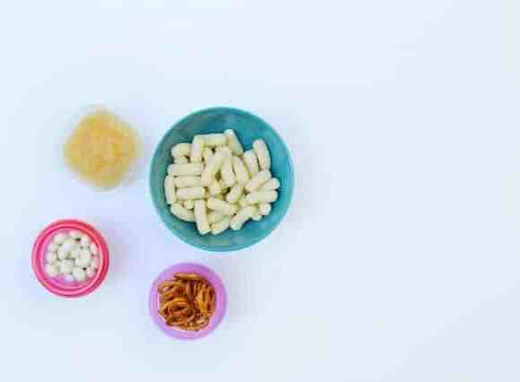 5 Way to encourage you kids to snack healthy, featuring Gerber Little Beanies.
