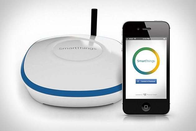 SmartThings | A Simple DIY Smart Home