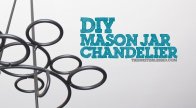 diy_mason jar chandelier _ This Nest Is Blessed