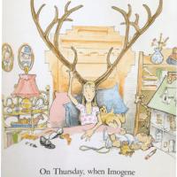 imogene's antlers + antler accessories