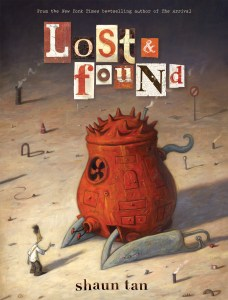 Lost & Found Cover