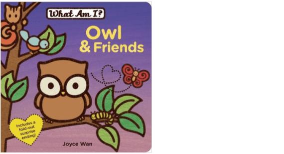 owl&friends-board-book