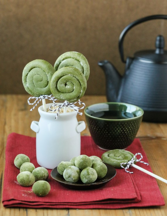 milky matcha rice candy 7