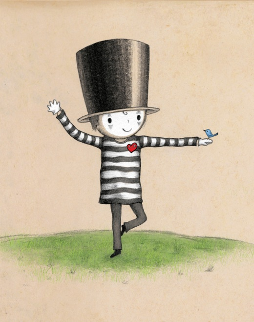 mime-picture-book
