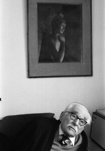Bernard Leach by Setsuo Kato