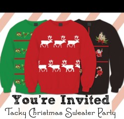 Small Of Ugly Sweater Party