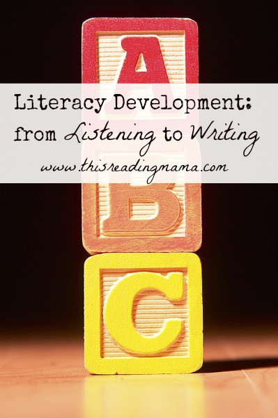 reading and writing development Literacy - more than reading and writing most parents know that reading and writing are very important for children however, how words help us understand our world.
