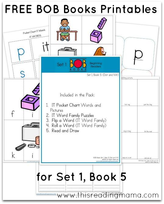 bob books set 1 pdf