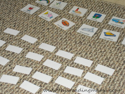 Mix and Match Compound Word Game   This Reading Mama