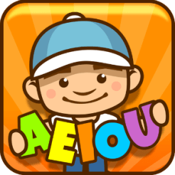 Short Vowel Word Study app from This Reading Mama