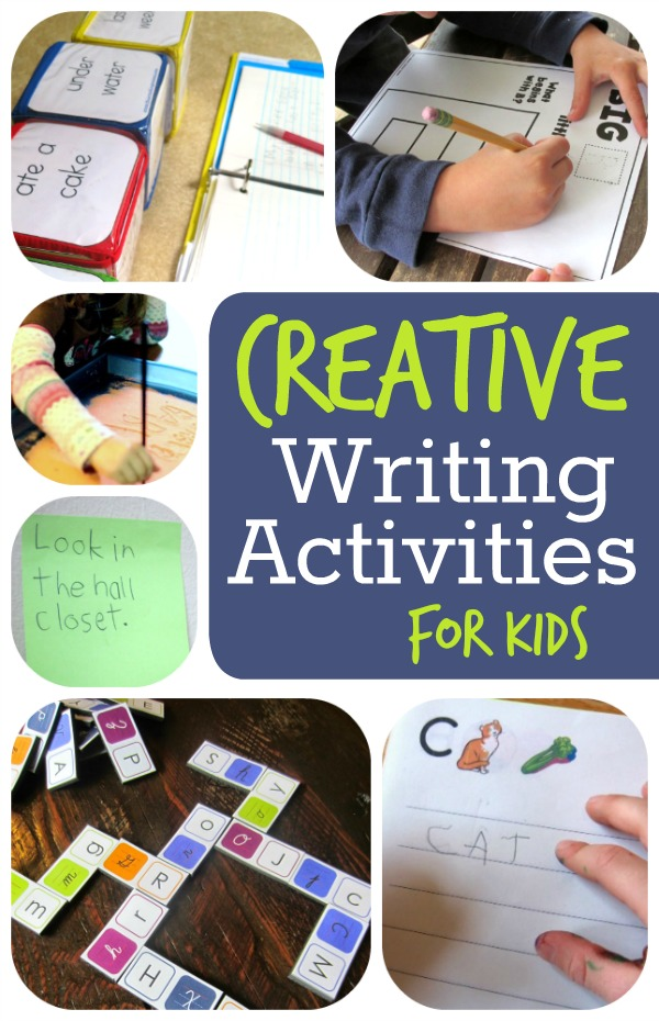 Creative Writing Activities for Kids  This Reading Mama
