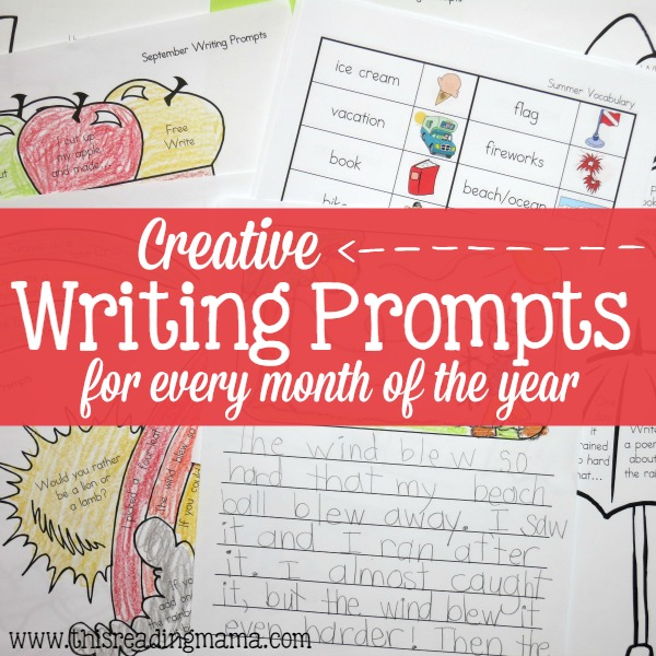 good creative writing topics Need a starting point for your creative writing session try these 10 creative writing prompts to get things going.
