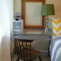 Chalk Paint Chair: Before and After