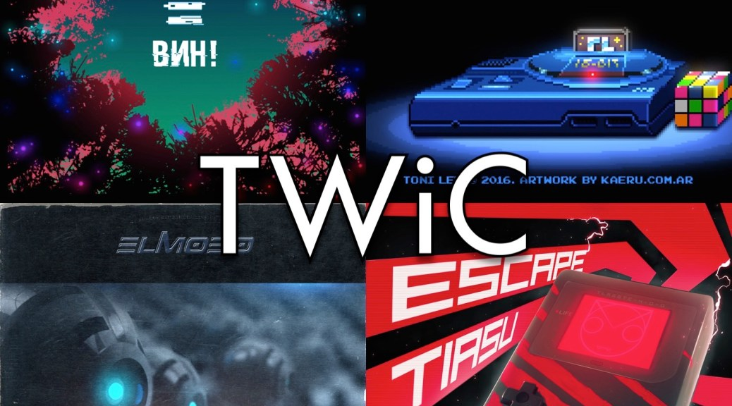 TWiC 159: Chiptune Dance Mix (Forest Label, Singles)
