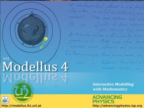 Cover Modellus