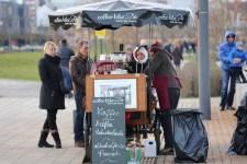 http://www.coffee-bike.com/de/ an der Segelschule