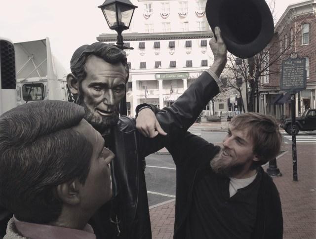 #RunningTo: Gettysburg, PA