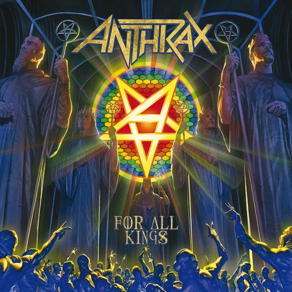 Critique d'album: Anthrax – For All Kings‏