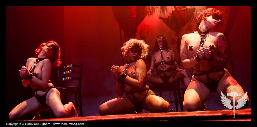 Blackheart Burlesque Tour @ La Tulipe (Montréal)