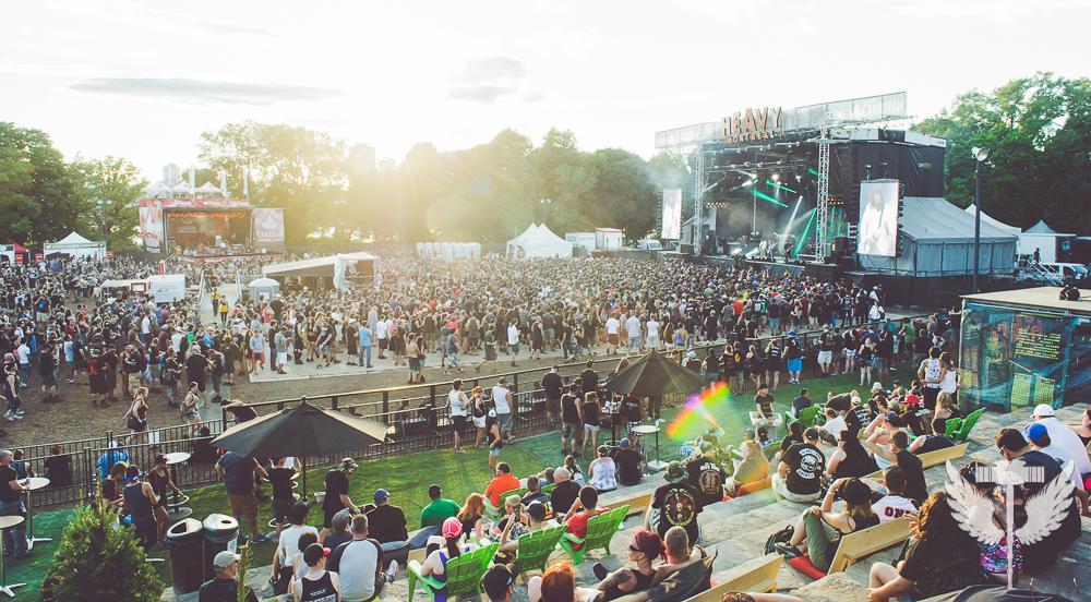 "<span class=""entry-title-primary"">Sabaton + Black Label Society + Nightwish + 5FDP</span> <span class=""entry-subtitle"">@ Heavy Montréal 2016 (Jour 1)</span>"