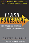 "Daniel Burrus, ""Flash Foresight"""