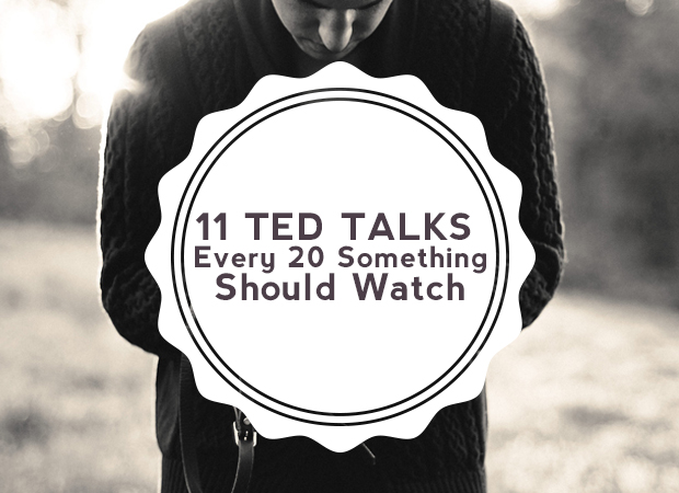 Must Watch Ted Talks