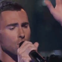 "[VIDEO] Maroon 5 Debuts New Song, ""Payphone,"" on NBC's ""The Voice"""