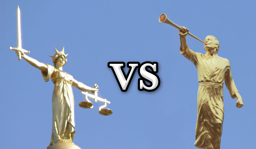 LDS Fraud Case: The Law and Undeniability