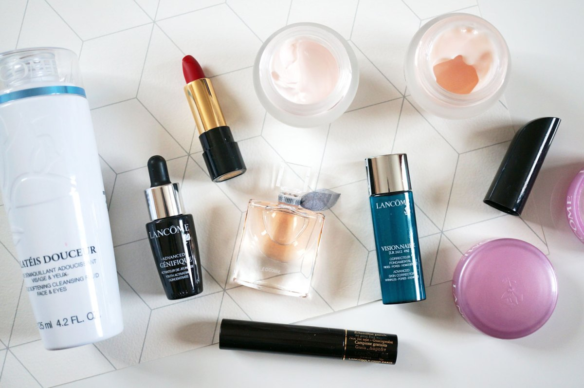 Lancome Exclusive at House of Fraser