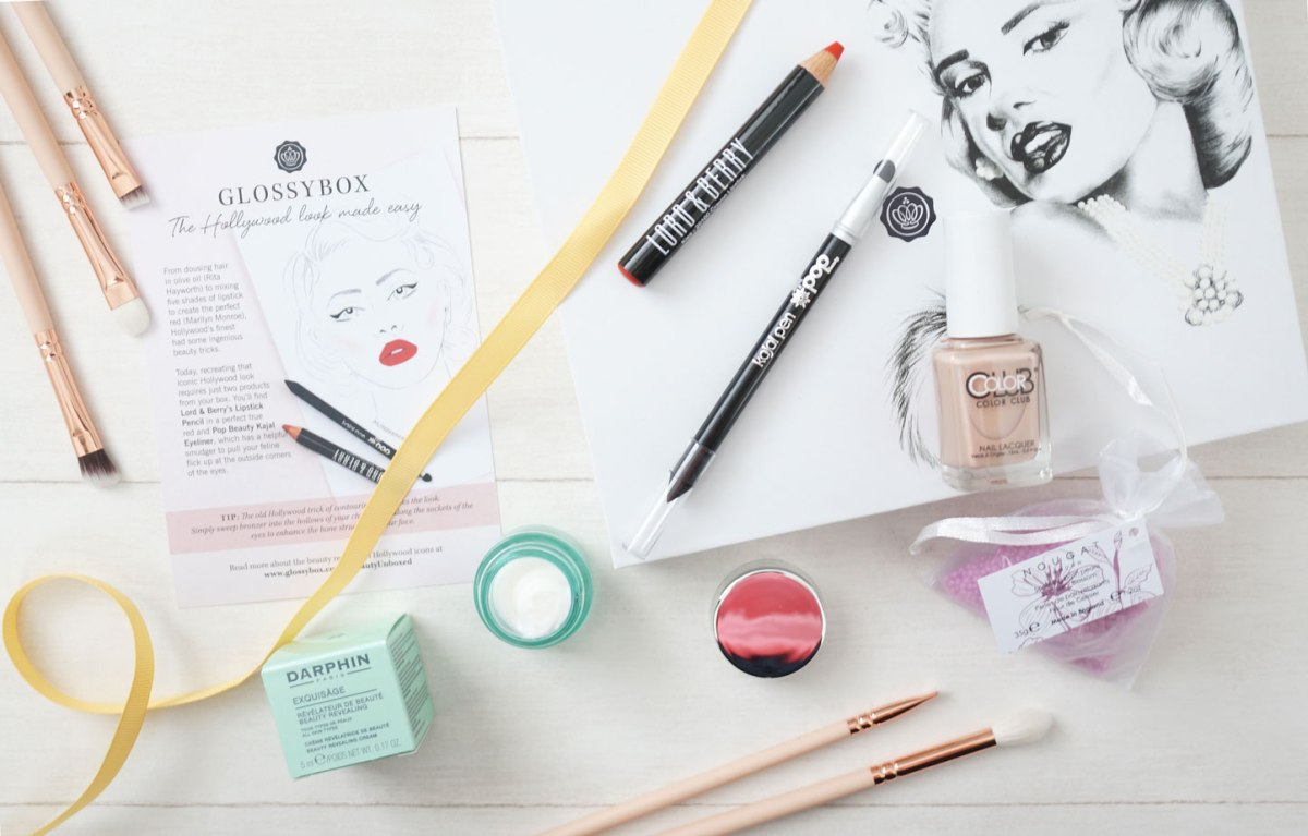 Glossybox | The Iconic Hollywood Edition