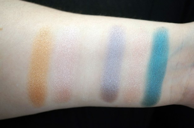 makeup-revolution-beach-and-surf-swatches