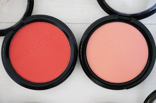 makeup-revolution-matte-blush-oranges