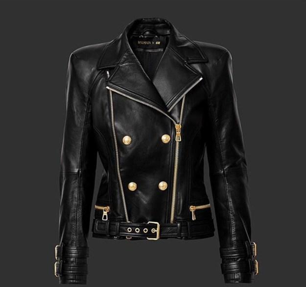 hm-balmain-black-leather-jacket